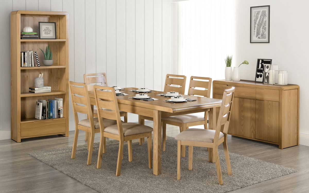 Curve Dining Set